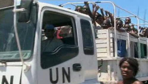 Humanitární pomoc OSN