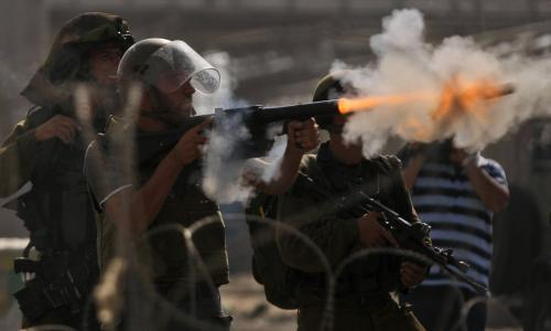 Izraelská policie zasahuje proti demonstrantům