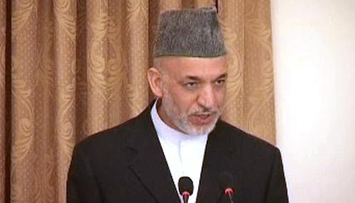 Hamíd Karzáí