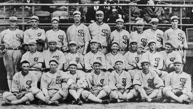Tým Chicago White Sox roku 1919
