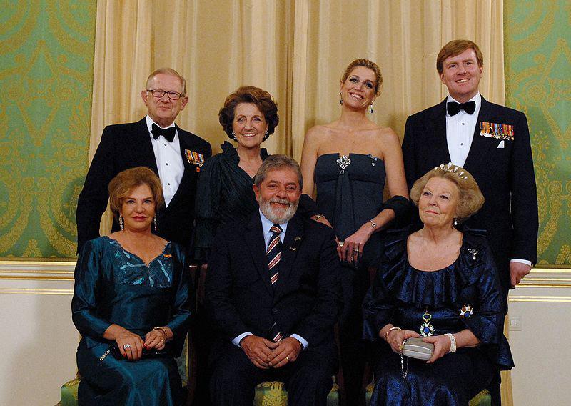 Nizozemská královská rodina
