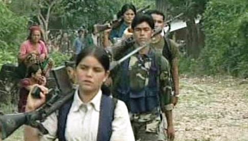 Maoističtí povstalci