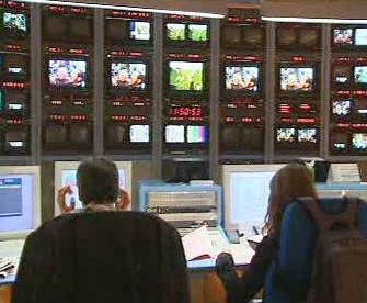 Režie televizního zpravodajství