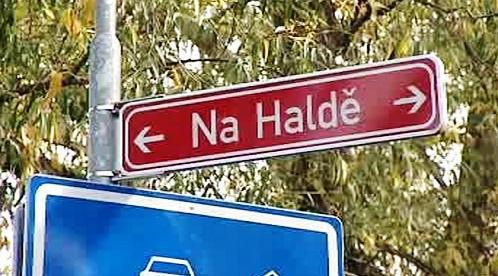 Ulice Na Haldě