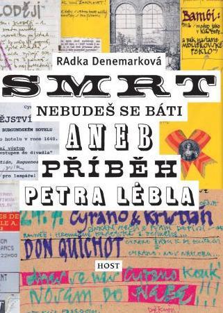 Kniha o Petru Léblovi