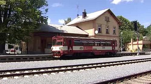 Opravené nádraží