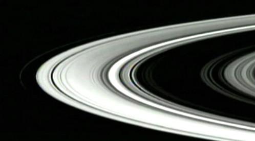 Saturnovy prstence