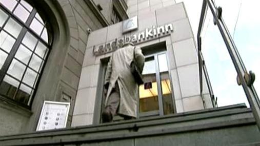 Islandská banka