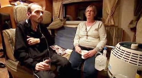 Kaj Guldbech a jeho sestra jedou do Švýcarska