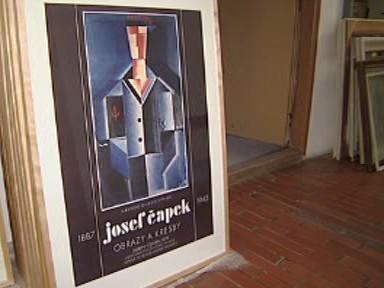 Díla Josefa Čapka