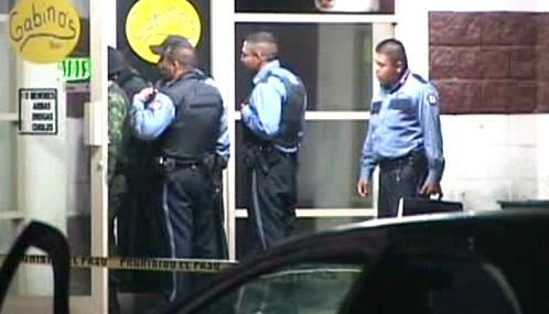 Vyšetřování střelby v mexickém baru Gabino