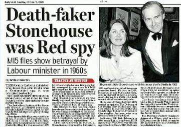 Britský tisk o knize o MI5