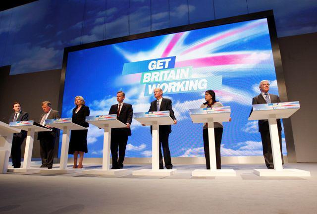 Výroční zasedání konzervativců