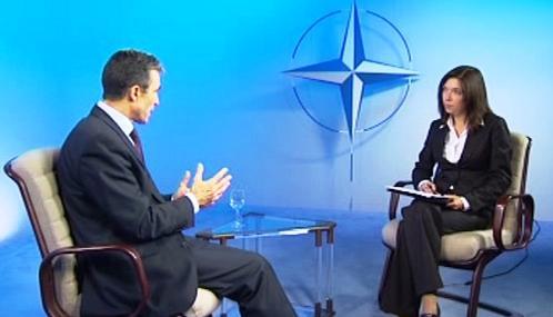 Anders Fogh Rasmussen v exkluzivním rozhovoru pro ČT