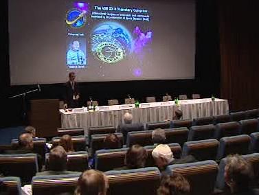Kongres astronautů v Praze