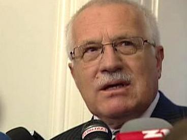 Vyjádření Václava Klause