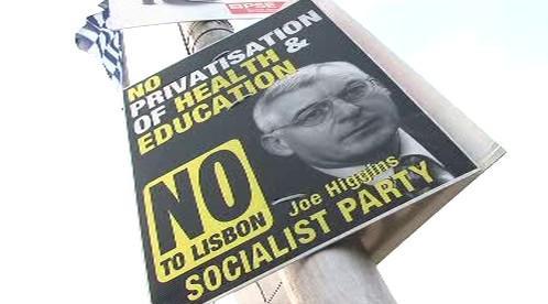 Irská kampaň k referendu o Lisabonu