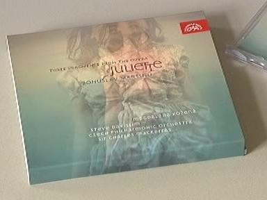 Album Tři fragmenty z opery Julietta