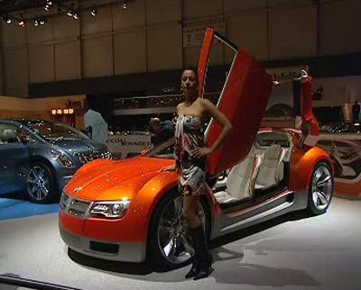Elektromobil Dodge