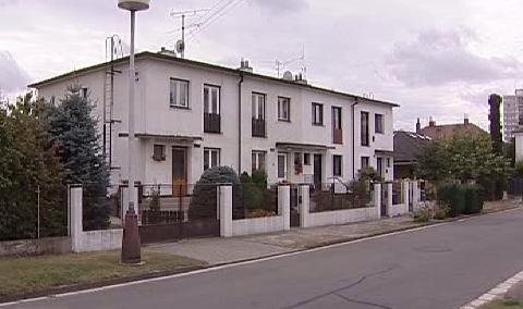 Dům v hradecké Šemberově ulici