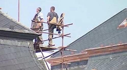Oprava střech