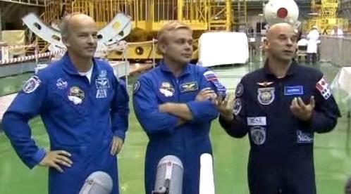 Posádka vesmírné lodi Sojuz