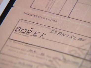 Spis příslušníka SNB