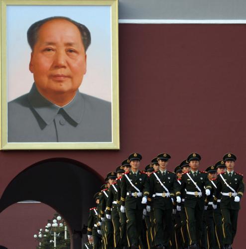 Oslavy 60. výročí vzniku Čínské lidové republiky