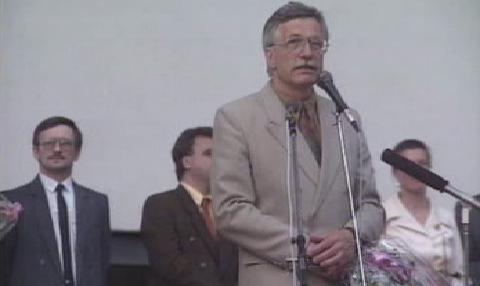 Václav Klaus ministrem financí