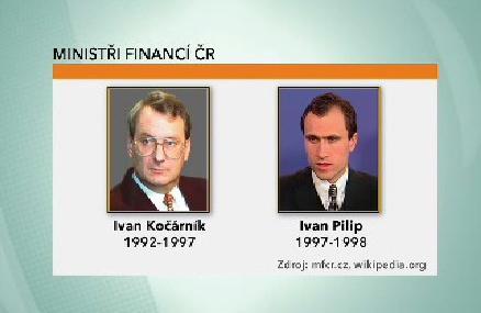 Ministři financí ČR