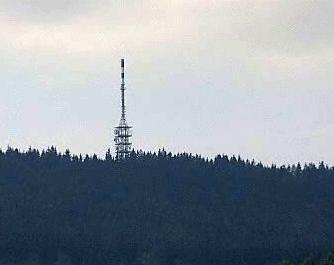 Vysílač Vraní vrch