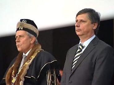 Jan Fischer a Tomáš Čermák