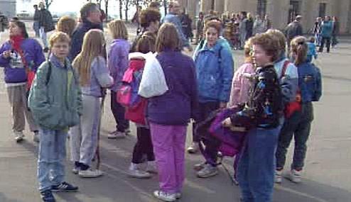 Němečtí školáci