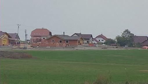 Rozestavěné domy