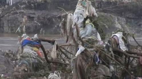 Následky záplav na Filipínách
