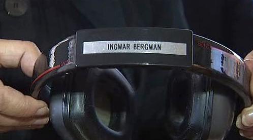 Sluchátka Ingmara Bergmana