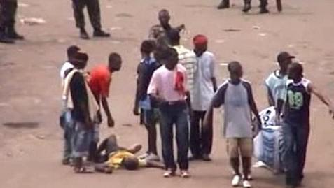 Nepokoje v Konakry