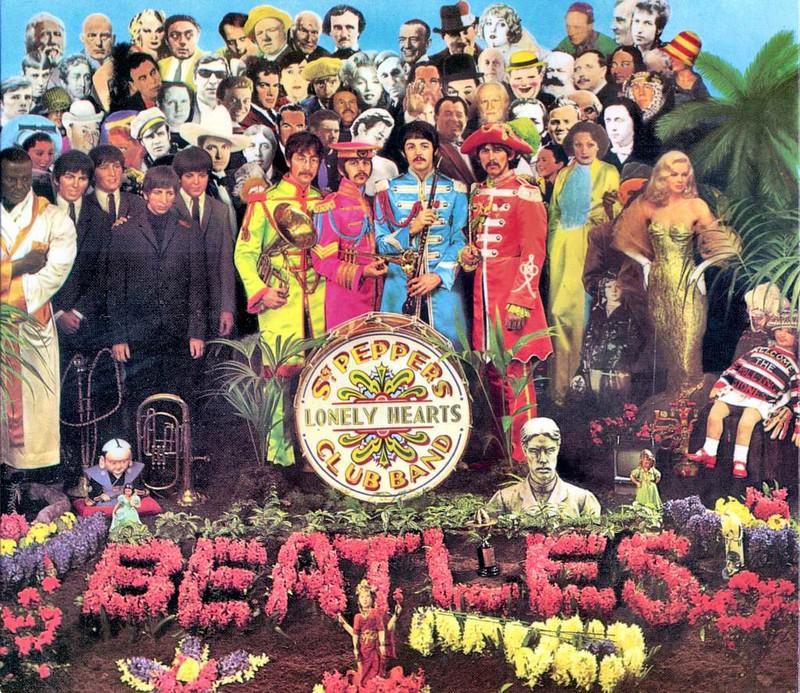 The Beatles / Sgt. Pepper\'s Lonely Hearts Club Band