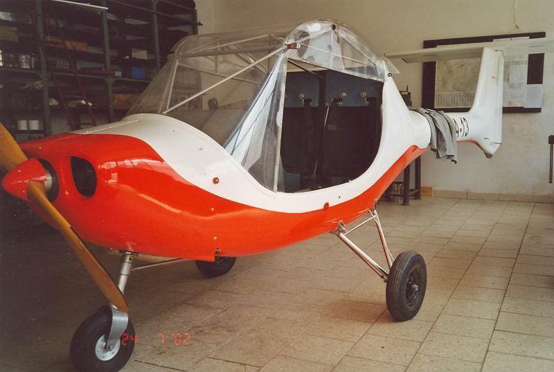 Letoun typu Kolibřík