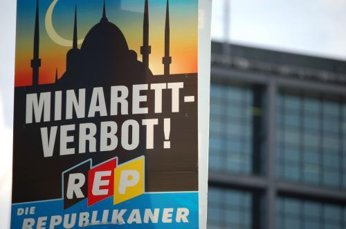 Volební kampaň německých Republikánů