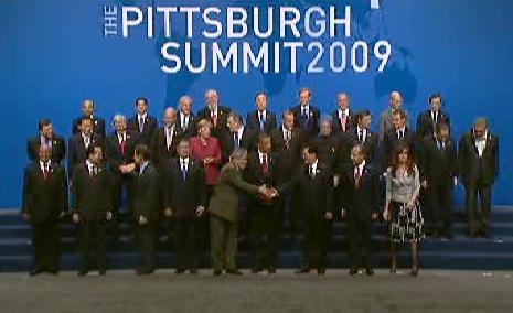 Summit G20 v Pittsburghu