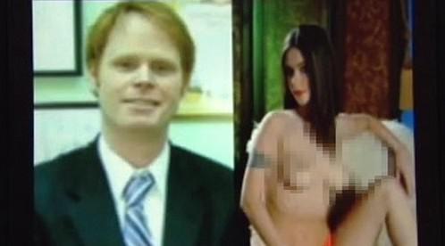 Brendan Hatcher a prostitutka