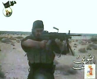 Výcvik teroristů