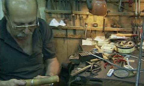 Výroba pásků