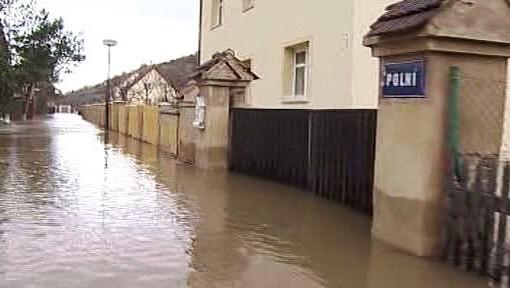 Povodně na Labi