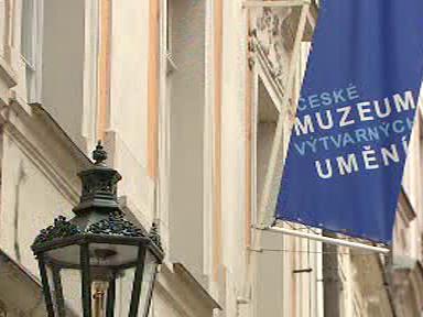České muzeum výtvarných umění