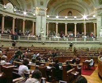 Portugalský parlament