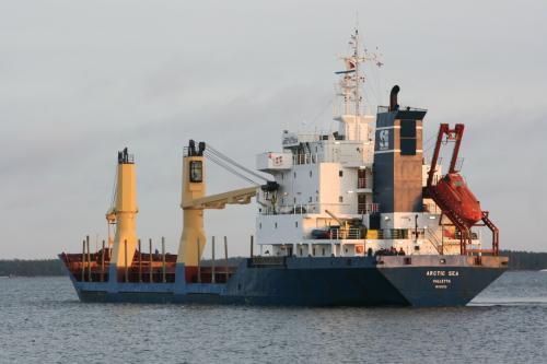 Loď Arctic Sea