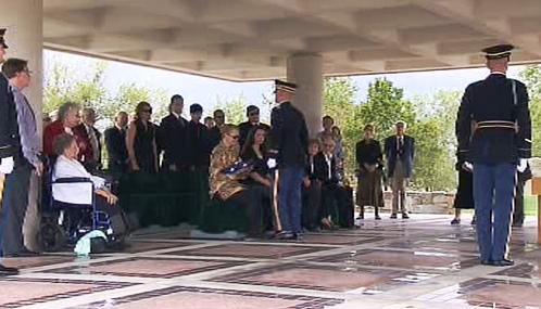 Pohřeb Barbary Podoskiové