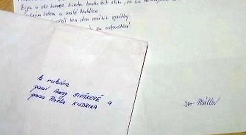 Dopis Ivo Müllera